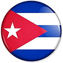 Flagge Kuba K/ühlschrankmagnet Magnet Magneten Pinnwand Magnet Pinnwand