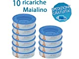 Foppapedretti 10 ricariche per Maialino