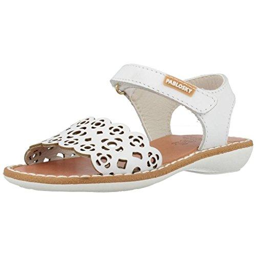 Sandali e infradito per ragazza, color Bianco , marca PABLOSKY, modelo Sandali E Infradito Per Ragazza PABLOSKY MARLIN Bianco