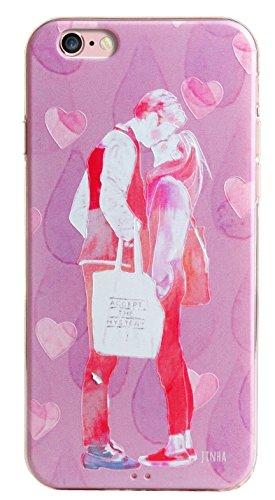 Voguecase® für Apple iPhone 7 4.7 hülle, Schutzhülle / Case / Cover / Hülle / TPU Gel Skin (Mathematik Formel 01) + Gratis Universal Eingabestift Liebhaber 02