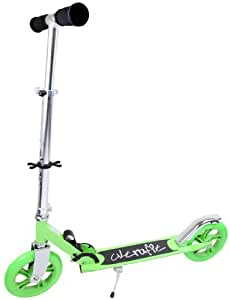 Ultrasport Kick Scooter, Verde, 120 mm
