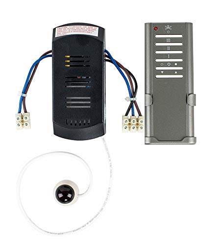 MiniSun - Mando a distancia para ventiladores eléctricos. Kit Completo - con...