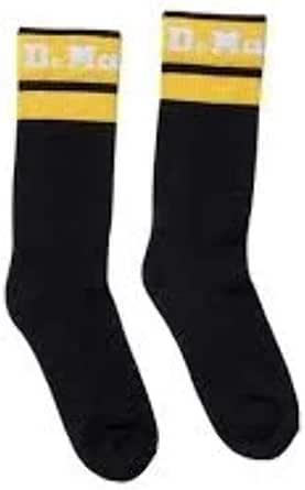 Dr. Martens DMCAC681001 Socks Men Black M/L