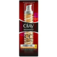 Olay Regenerist Moisturiser Cc Cream Light SPF15 50ml