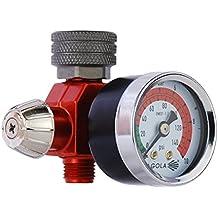Sagola - Kit regulador caudal aire +manometro