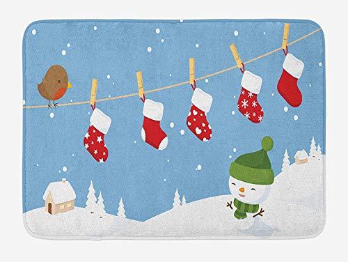 Diamond Discreet 1pcs Mini Christmas Sleigh Pendant Christmas Tree Ornament Hanging Pendant Christmas Party Decoration Crease-Resistance