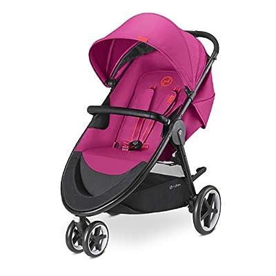 Cybex Agis M-Air 3 - Silla de paseo (desde el nacimiento hasta 17 kg)