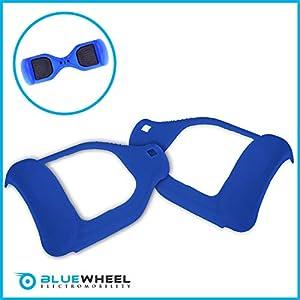 Bluewheel Silikon Schutzhülle für 6,5 Zoll Hoverboards, Self Balance Scooter, Smart Elektro Scooter E-Balance