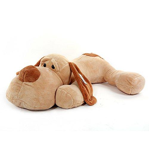 Kissy-gigante-huberthound-tumbado-perro-de-peluche-grande-peluche-mueca-de-peluche-cojn-Kid-Decoracin-Interior