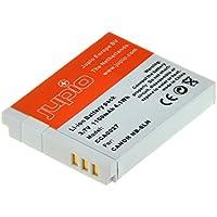 Jupio NB-6LH Batterie 1100 mAh pour Appareil photo Noir