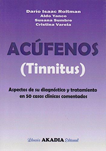 Libro ACÚFENOS (TINNITUS)