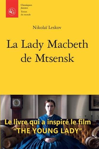 La Lady Macbeth de Mtsensk