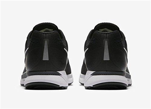 Nike Air Mehrfarbig Grey Black dark Herren Pegasus Laufschuhe white Zoom anthracite 34 xUxrf