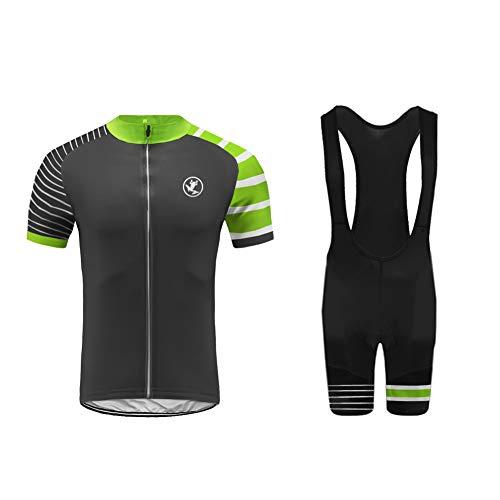 Uglyfrog Bike Wear Rennrad Männer MTB Fahrrad-Club Cycling Team Bekleidung Jersey Shirts Radsport-Trikots & -Shirts Bib Kurze Hosen Bici Set Sportbekleidung-2019 -