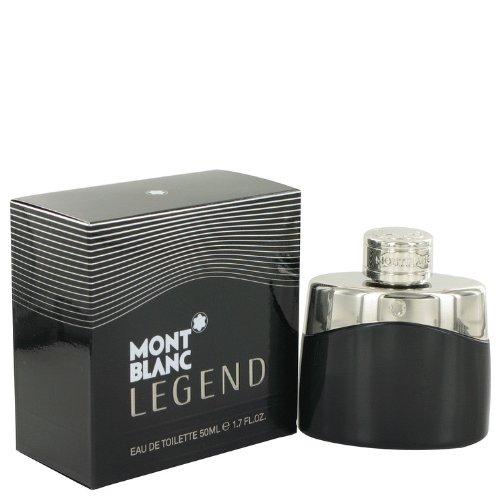 Montblanc Legend Eau De Toilette Spray By Mont Blanc 1. 7 oz