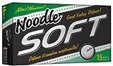 Noodle Soft Logo Overrun Golf Balls (15 Balls)