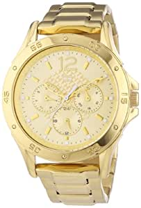 Tommy Hilfiger Damen-Armbanduhr Sport Luxery Analog Quarz Edelstahl beschichtet 1781303