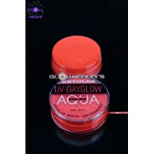 KRYOLAN maquillaje Aquacolor 8 ml de neón roja