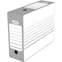 Elba Automontable 400064940 - Caja archivo definitivo automontable, color gris