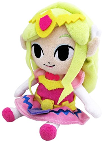 Princess Zelda - The Wind Waker - 7.5""