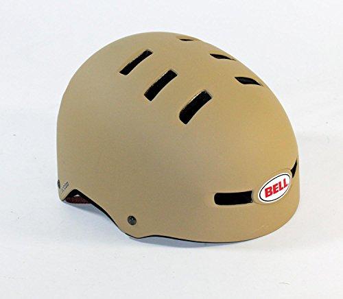 Bell Faction Khaki Wade Fahrrad MTB BMX Skater Inliner Helm (L)