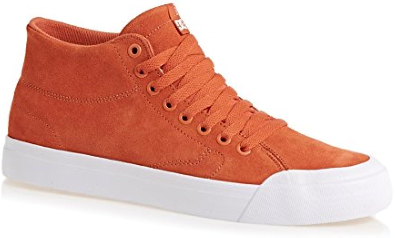 DC Shoes Evan Smith Hi Zero   High Top Shoes   Hi Tops   Männer   EU 42   Rot