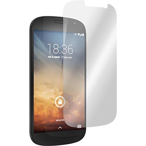 PhoneNatic 2er-Pack Bildschirmschutzfolien matt kompatibel mit Yota Yotaphone 2