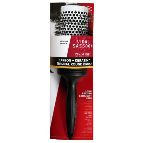 vidal-sassoon-pro-series-keratin-thermal-round-brush-53-mm-35-ounce-by-vidal-sassoon