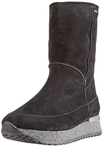 Högl Damen Tirolia Biker Boots, schwarz (schwarz 0100), 38 EU