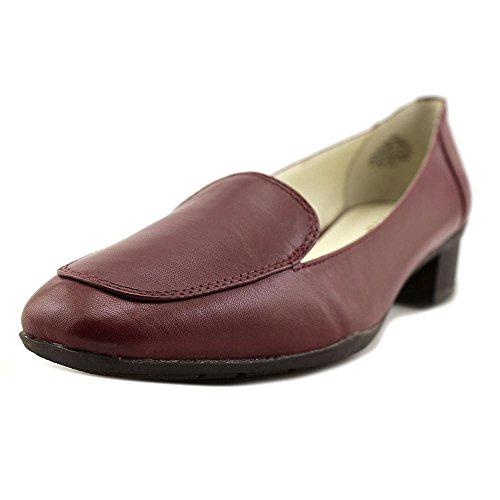 Anne Klein Women's Daneen Leather Slip-On Loafer