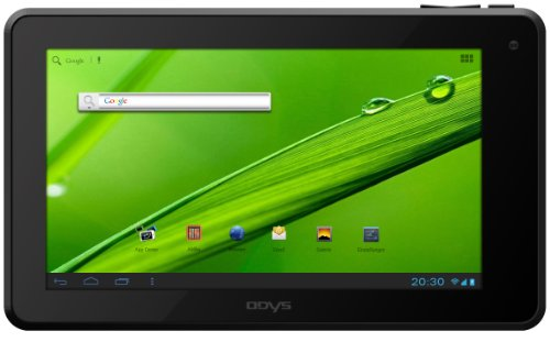 Odys Neo X 7 17,8 cm (7 Zoll) Tablet-PC (TFT Touchpanel, 1.2 GHz Cortex A 8, 8 GB HDD, WLAN, HDMI, Android 4.0.3) schwarz