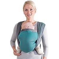 c754fc4885c3 Amazon.fr   new baby - Echarpes de portage   Porte-bébé   Bébé ...