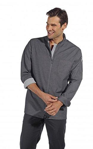 Leiber Mantel 1/1 Arm weiss, Größe: S
