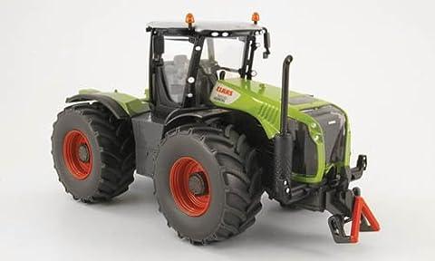 Claas 5000 Xerion, grün, Traktor, Modellauto, Fertigmodell, Siku 1:32