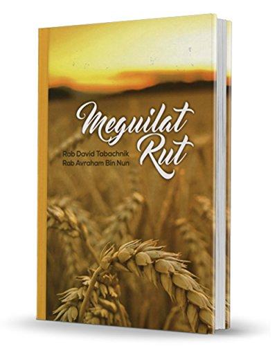 Meguilat Rut por Rab.David Tabachnik