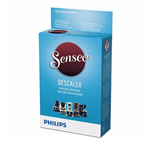 Philips Senseo HD7011/00 Descalificador, 0 W, 0 Decibeles, Plástico, Multicolor
