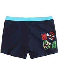 Super Mario Bros Chicos Pantalón bañador 2016 Collection - Azul marino
