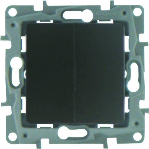 Legrand Niloe LEG96632 - Interruptor doble conmutado