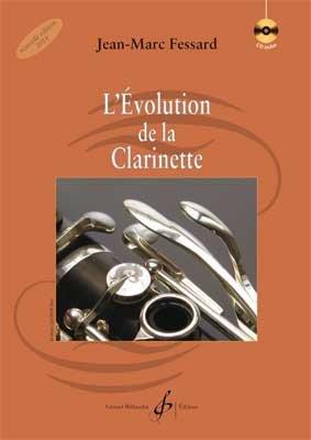 L'Evolution de la Clarinette - CD Offert