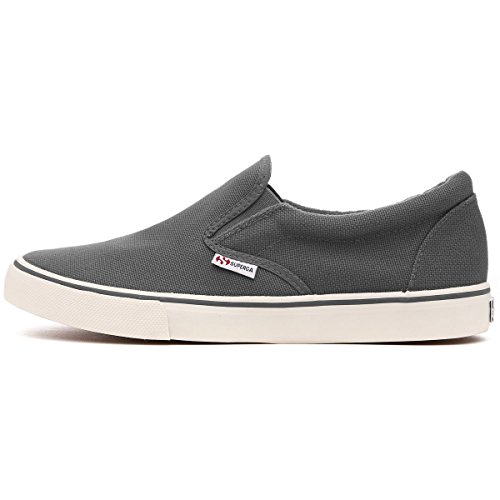 Superga Unisex-Erwachsene 2311 Cotu Low-Top DK GREY IRON