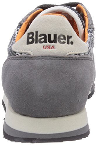 Blauer Ray 1b, Sneakers Basses Homme Gris (934)