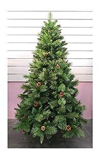 299fd906152b3 Árbol de Navidad Artificial de Pino Maxi-Relleno árboles C Soporte metálico  150-