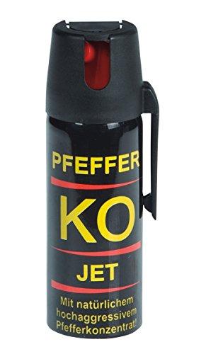 Preisvergleich Produktbild KO Jet Pfefferspray 50ml