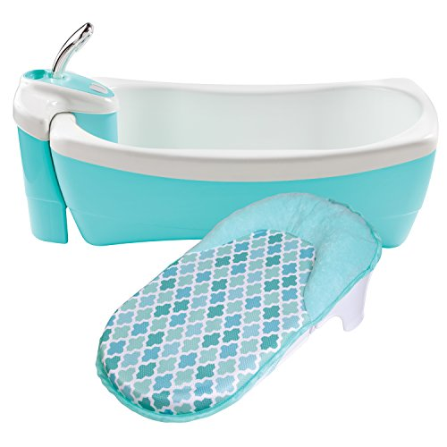 Summer Infant Lil Luxuries Whirlpool Bubbling Spa/Dusche