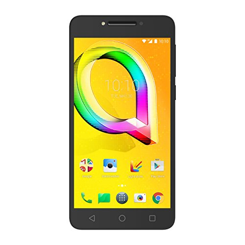 ALCATEL A5 LED 5085D black libre sin contrato