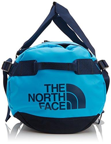 The North Face Unisex Reisetasche Base Camp Mer Blu/Cos Blu