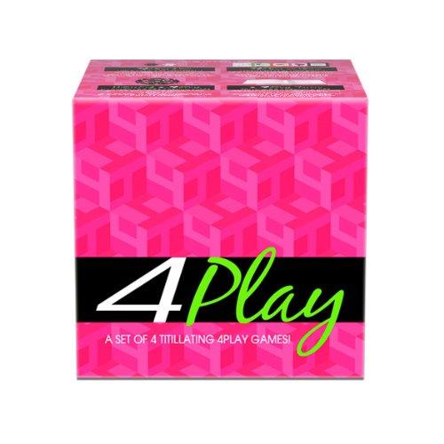 Kheper Games 4Play Games (50 Shades-karte-spiel)