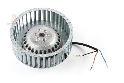 aus dem Hause DREHFLEX® - für Bosch Siemens Lüftermotor Gebläsemotor passend für 050905 / 00050905 - für Trockner / Wäschetrockner - hochwertige Ausführung Made in Swiss / Schweiz -