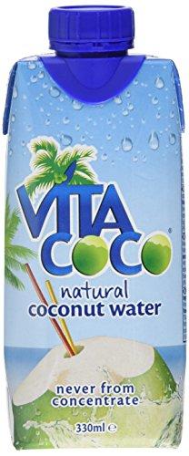 Vita Coco, 12er Pack (12 x 330 ml) (100% Natürliches Kokosnusswasser)
