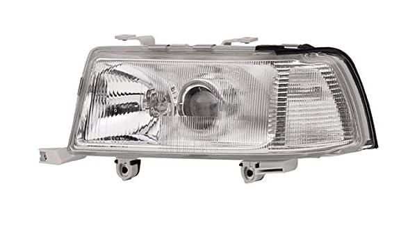 HELLA 1EL 008 306-041 Alogeno Faro principale con lampadine Senza luce di curva dinamica Dx